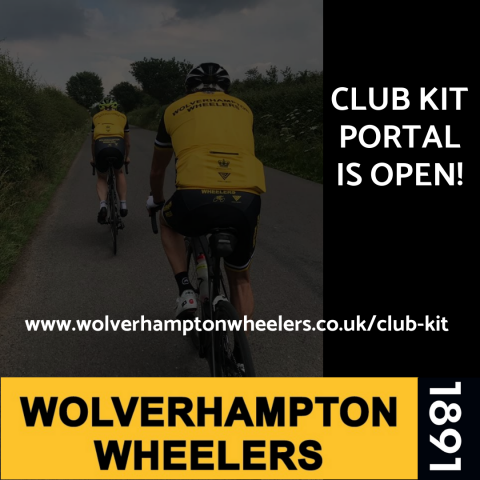 The club kit ordering portal is now open